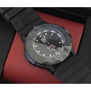 ロンハーマン(Ron Herman)のコラボ/ルミノックス/時計/別注/限定/ロンハーマン/シリアルNo/RHC/新品(腕時計(アナログ))
