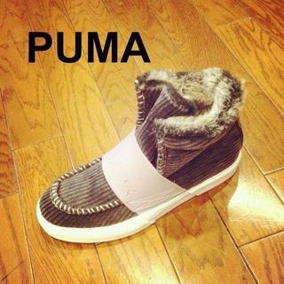 プーマ(PUMA)の新品 PUMA サイズあります○(レインブーツ/長靴)