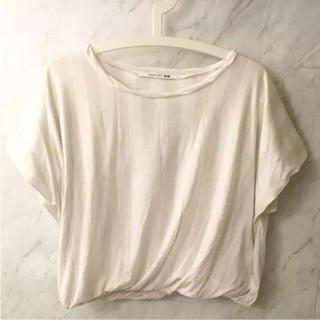 アンダーバーロウ(UNDER BAR RAW.)のUNDERBAR RAW. バルーンTシャツ(Tシャツ(半袖/袖なし))