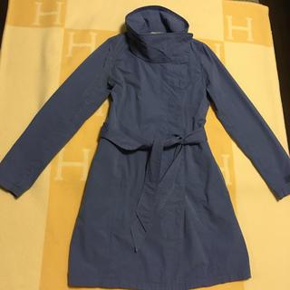 タトラス(TATRAS)のタトラススプリングコート02ブルー正規店購入品モンクレールヘルノ     (スプリングコート)
