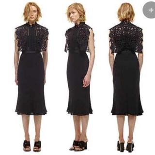 セルフポートレイト(SELF PORTRAIT)のセルフポートレート 正規品 ドレス(ミディアムドレス)