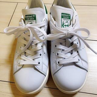 アディダス(adidas)のアディダスオリジナルのスタンスミス  緑 新品未使用品(スニーカー)