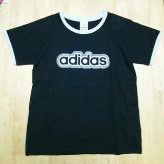 アディダス(adidas)のTシャツ☆600円に値下げ(Tシャツ(半袖/袖なし))