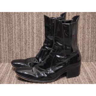 バックボーンザベイシス(BACK BONE THE BASIS)のバックボーン■サイドゴア ドレスブーツ Size-42 /25-25.5-26/(ブーツ)