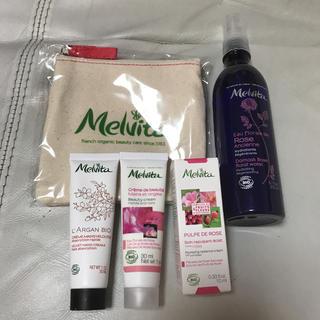 メルヴィータ(Melvita)のメルヴィータローズ&アルガンうるおい肌セット(その他)