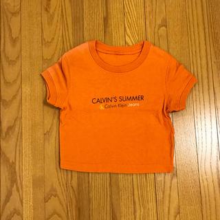 シーケーカルバンクライン(ck Calvin Klein)の【訳あり 5〜6月処分】カルバンクラインジーンズ☆Tシャツ(Tシャツ/カットソー)
