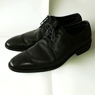 ムジルシリョウヒン(MUJI (無印良品))の無印良品 MUJI 革靴 ビジネスシューズ 27.0cm(ドレス/ビジネス)