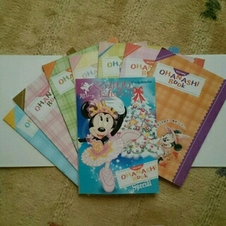 ディズニー(Disney)のディズニーおはなしブック8冊セット(その他)