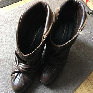 オト(OTO)のショートブーツ(ブーツ)