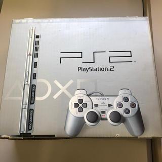 プレイステーション2(PlayStation2)のPS2 プレステ2 本体 レア(家庭用ゲーム本体)