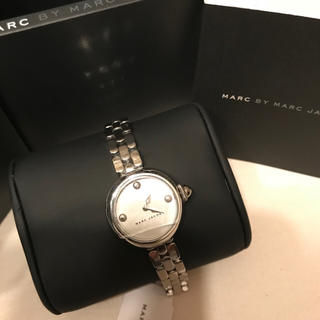 マークバイマークジェイコブス(MARC BY MARC JACOBS)のマークバイマークジェイコブス 新品 腕時計 コートニー(腕時計)
