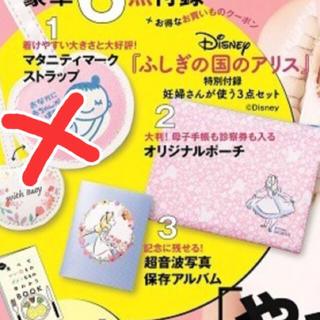 ディズニー(Disney)の妊婦さんが使う2点セット(その他)