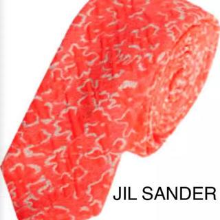 ジルサンダー(Jil Sander)のJIL SANDER ネクタイ❗️《新品/正規》(ネクタイ)