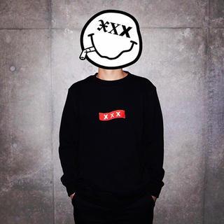 ジィヒステリックトリプルエックス(Thee Hysteric XXX)の God Selection XXX (ゴッド・セレクション・トリプルエックス)(パーカー)