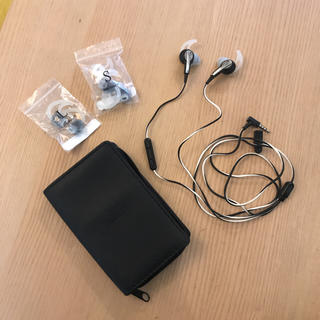 ボーズ(BOSE)のBOSE  MIE2i モバイルヘッドセット iPhone/iPod専用(ヘッドフォン/イヤフォン)