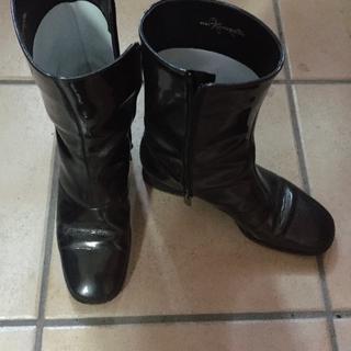 ギンザカネマツ(GINZA Kanematsu)の銀座 カネマツ レインブーツ 長靴  22(レインブーツ/長靴)