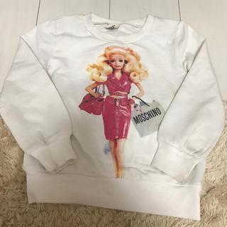 バービー(Barbie)のバービー☆トレーナー☆サイズ90(Tシャツ/カットソー)