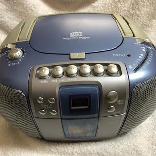 コイズミ(KOIZUMI)のCDラジカセ / ラジオ / カセットテープ(ポータブルプレーヤー)