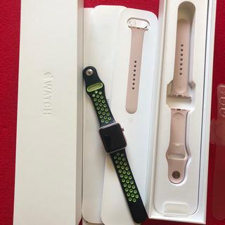 アップル(Apple)のアップルウオッチ  シリーズ2 Apple Watch series2(その他)