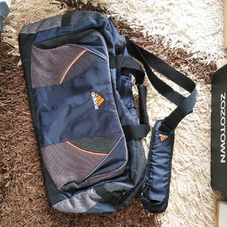 アディダス(adidas)のアディダス 旅行 合宿 部活 スポーツ ボストン バッグ トラベル(トラベルバッグ/スーツケース)