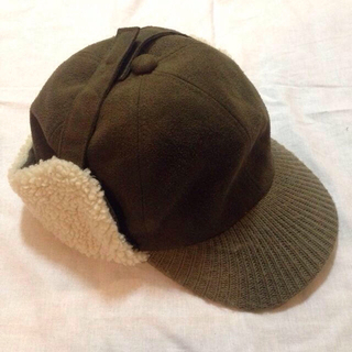 ムジルシリョウヒン(MUJI (無印良品))の無印 キャップ 帽子H&M(その他)