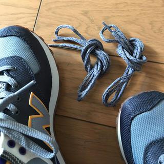 ニューバランスの靴紐のみ(スニーカー)