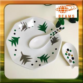 ビームス(BEAMS)のBEAMS チャイニーズディッシュセット 中華皿(食器)