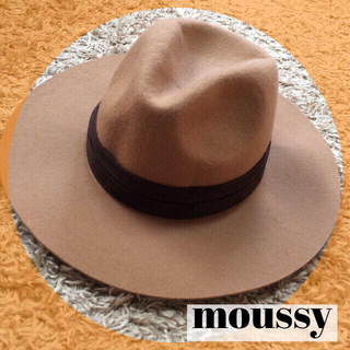 マウジー(moussy)のMOUSSY*ハット(ハット)