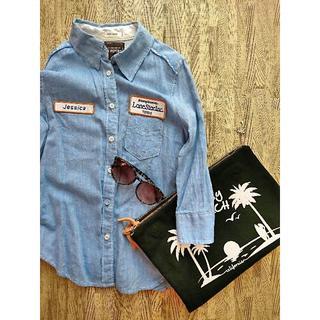 フラッシュポイント(FLASHPOINT)のアメカジなタンガリーシャツ(シャツ/ブラウス(長袖/七分))