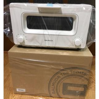 バルミューダ(BALMUDA)のよっしー5560様専用☆ バルミューダ トースター 新品(調理機器)