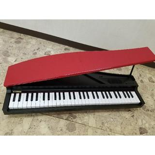 コルグ(KORG)の☆送料無料☆ microPIANO コルグ KORG レッド 赤(電子ピアノ)
