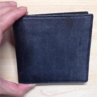 クリスチャンディオール(Christian Dior)の二つ折り財布 クリスチャンディオール メンズ カードケース CD(折り財布)