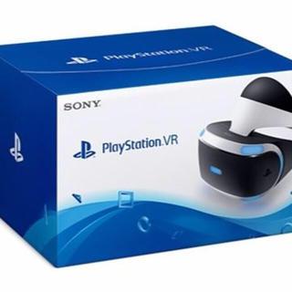 プレイステーションヴィーアール(PlayStation VR)のえつまま様専用 新品未使用 playstation VR CUHJ-16000 (家庭用ゲーム機本体)