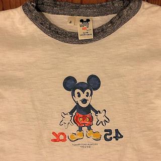フォーティーファイブアールピーエム(45rpm)の45rpm非売品✨MICKEY PROJECT 天竺Tシャツ(Tシャツ/カットソー)