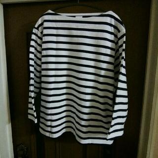 ヤエカ(YAECA)のはな様専用  YAECAバスクシャツボーダー(カットソー(長袖/七分))