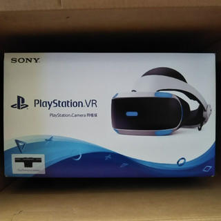 プレイステーションヴィーアール(PlayStation VR)の【Sakura様専用】PlayStation VR Camera同梱版(家庭用ゲーム機本体)