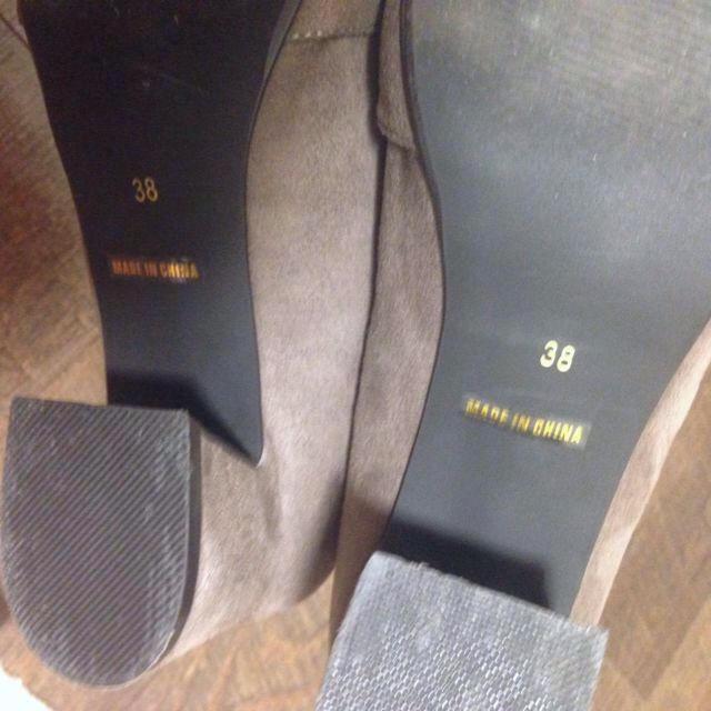 mystic(ミスティック)のローヒールパンプス レディースの靴/シューズ(ハイヒール/パンプス)の商品写真