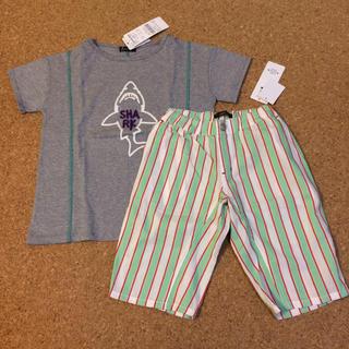 カルディア(CALDia)の未使用☆カルディア2点セット 130 丸高衣料(Tシャツ/カットソー)