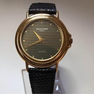 ロシャス(ROCHAS)の【ROCHAS】2473 PARIS メンズクォーツ(腕時計(アナログ))