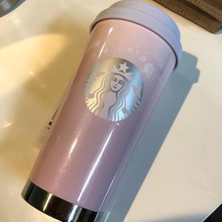 スターバックスコーヒー(Starbucks Coffee)の韓国 スタバ 桜 タンブラー  ぴょん様専用(タンブラー)