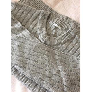 ジーユー(GU)のメンズセーター Sサイズ(ニット/セーター)