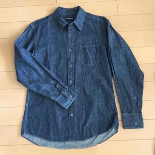 ユニクロ(UNIQLO)のユニクロのデニムシャツ(シャツ)