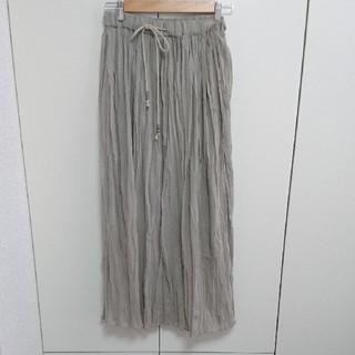 carlife マキシスカート