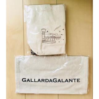 ガリャルダガランテ(GALLARDA GALANTE)のガリャルダカランテ袋&イクスピアリ保冷バッグ.トート(弁当用品)