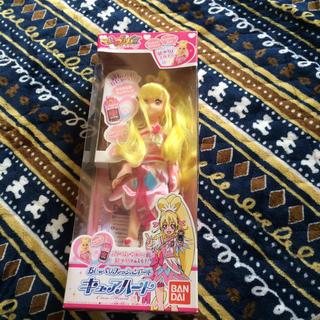 バンダイ(BANDAI)のおしゃべりファッションドールキュアハート(人形)