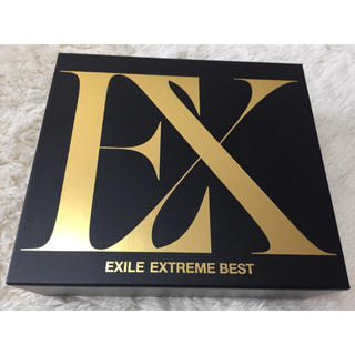 EXILE 15周年 EXTREME BEST アルバム(ミュージック)