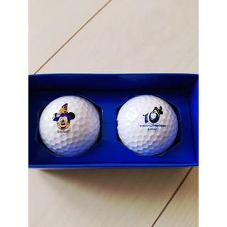 ディズニー(Disney)のゴルフボール ディズニー シー 10周年(その他)