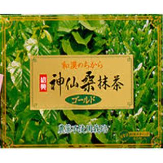 お茶村の神仙桑抹茶ゴールド  セール中(茶)