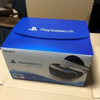 プレイステーションヴィーアール(PlayStation VR)のSONY PlayStation VR PSVR カメラ同梱(家庭用ゲーム機本体)