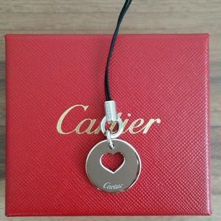 カルティエ(Cartier)のカルティエ ストラップ(ストラップ/イヤホンジャック)